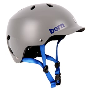 Bern Watts EPS Helmet - Satin Grey