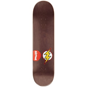 Almost Sketchy Flash R7 Skateboard Deck - Willow 7.75