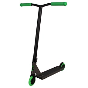 Lucky 2018 Crew Pro Complete Scooter - Graphite/Green