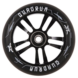 AO Quadrum 10-Star Scooter Wheel 100mm - Black