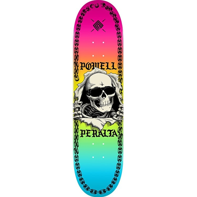 Powell Peralta Ripper Chainz Skateboard Deck - Colby 8.25""