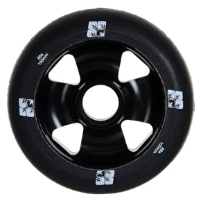 Blunt Cross 4 Metal Core Wheel 100mm Black/Black