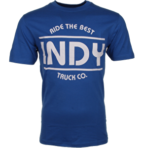 Independent Kids T-Shirt - Indy Blue