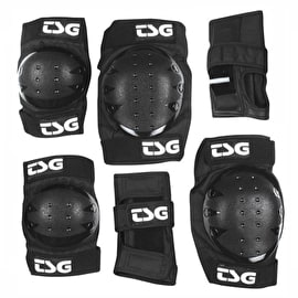 TSG Basic Pad Set - Black