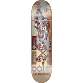 DGK Paid Kalis Skateboard Deck 8.06