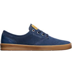 Emerica The Romero Laced Shoes - Dark Blue/Gum