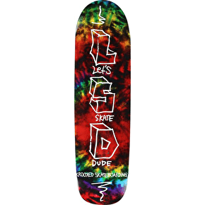 Krooked L.S.D Multichrome Skateboard Deck 8.35