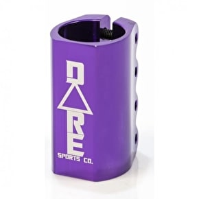Dare Warlord SCS Clamp - Purple