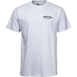 Santa Cruz Medusa T-Shirt - White