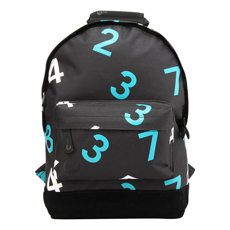 Mi-Pac Mini Numbers Backpack - Black