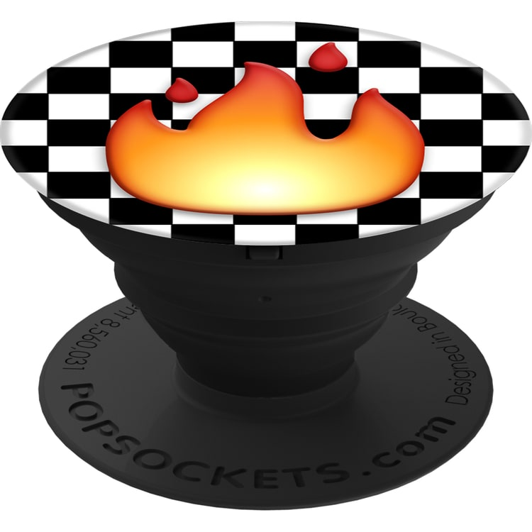 PopSockets Grip - Fire