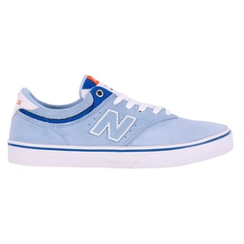 New Balance 255 Skate Shoes - Sky/White