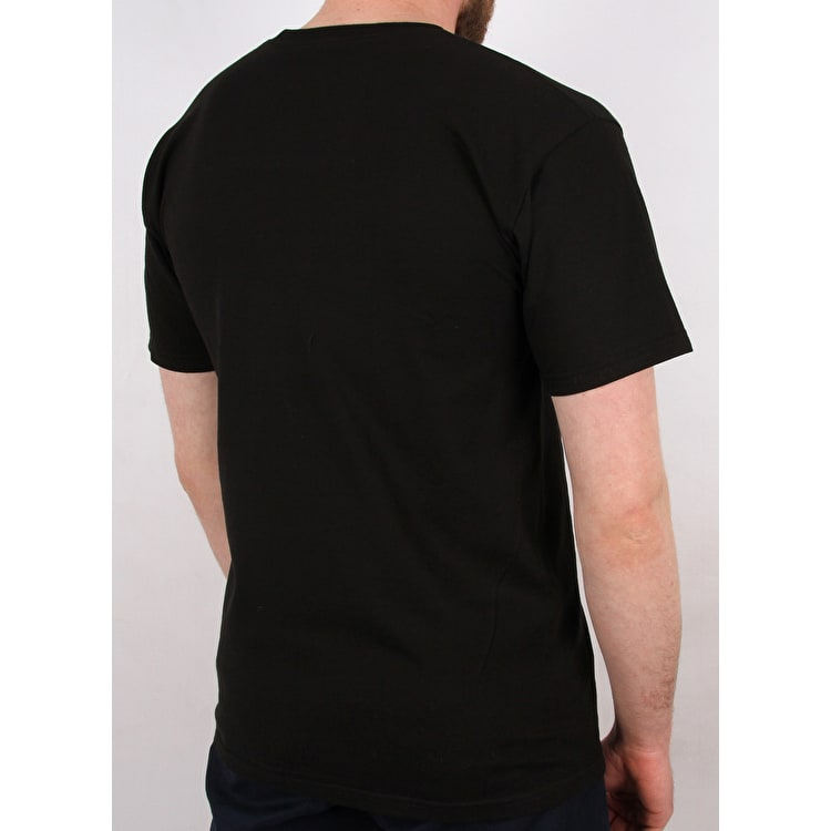 Etnies Happy Hour Neon T shirt - Black