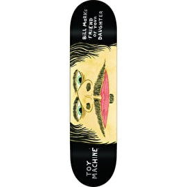 Toy Machine Marks Friend Of Your Daughter Skateboard Deck - 8