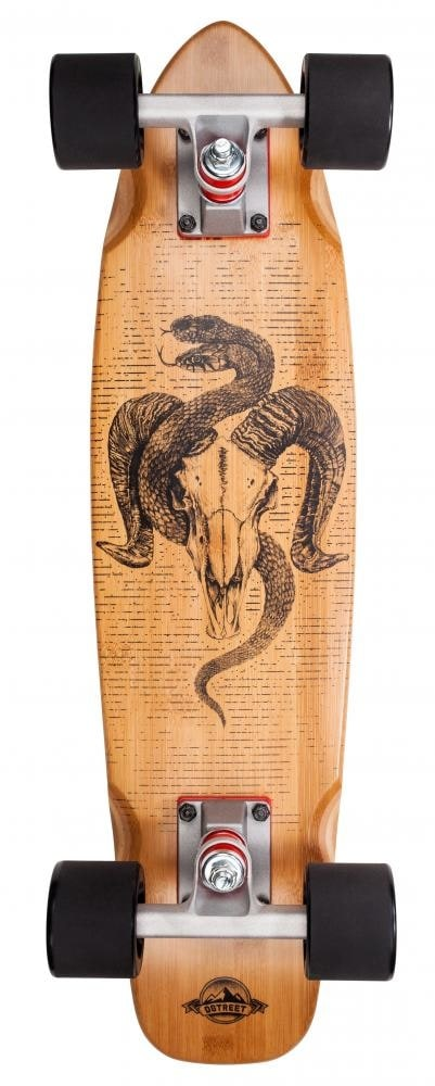Image of D-Street Aries Bamboo Cruiser - 23""