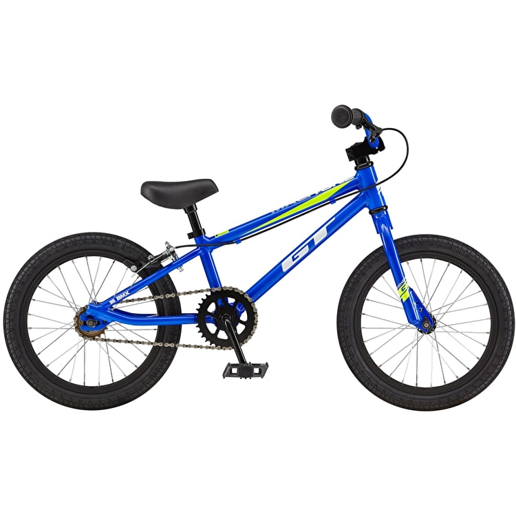 "GT 16"" Mach One FW 2019 Complete BMX Bike - Blue"