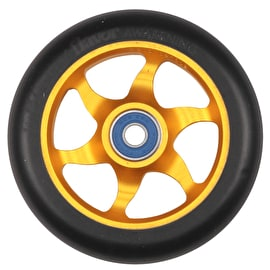 Flavor Awakening 110mm Scooter Wheel - Black/Gold
