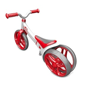 Y-Volution Y Velo Twista Balance Bike - Red