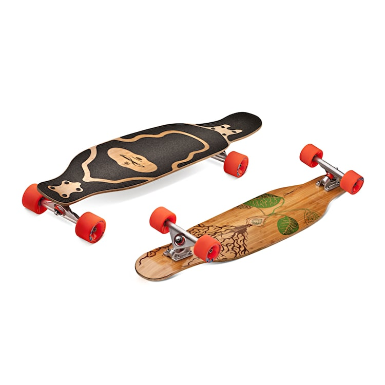 Loaded Fat Tail Longboard