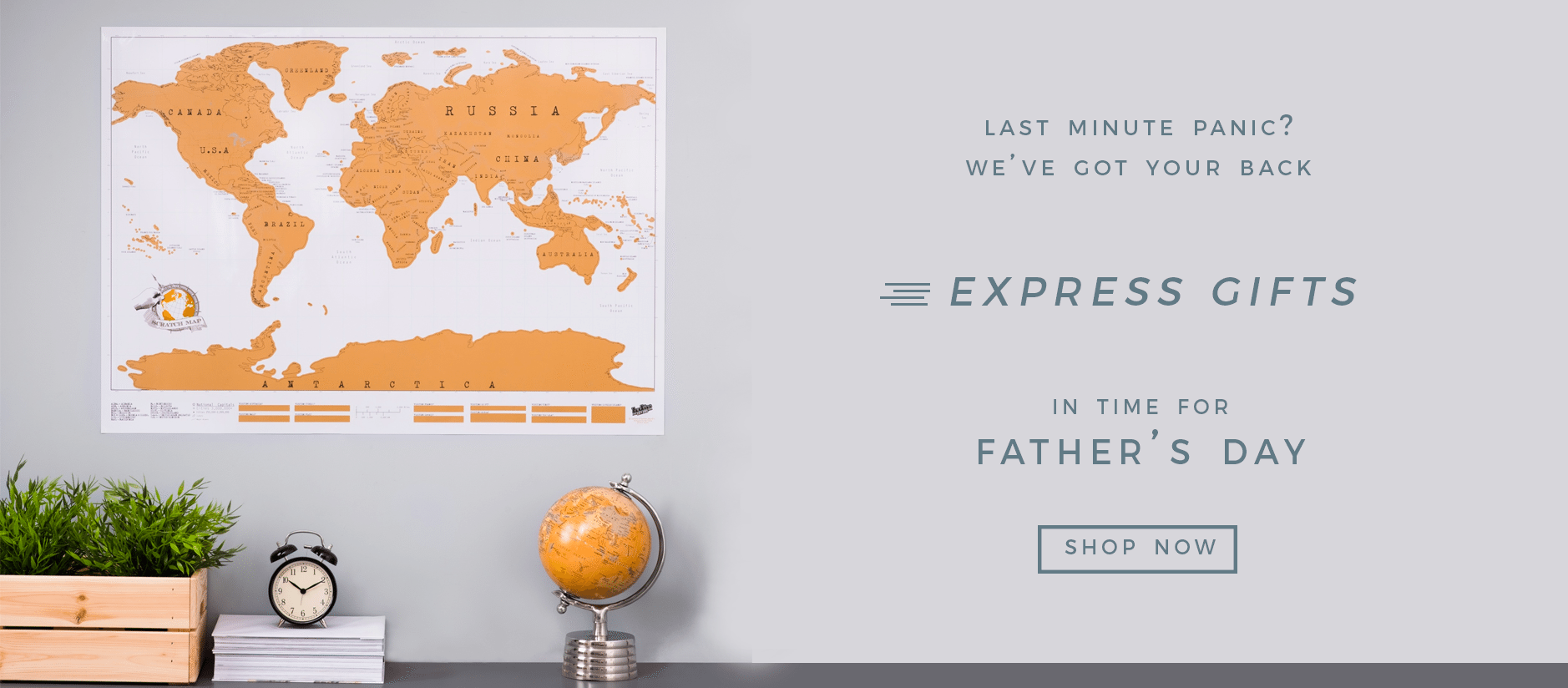 Dad Express Gifts