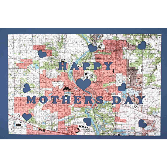Mothers Day Personalised Jigsaw