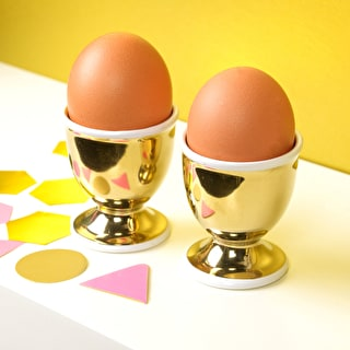 Gold Egg Cups