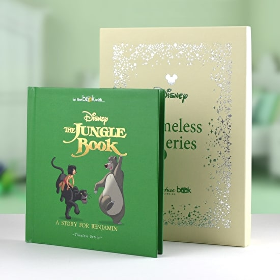 Personalised Disney Jungle Book Story