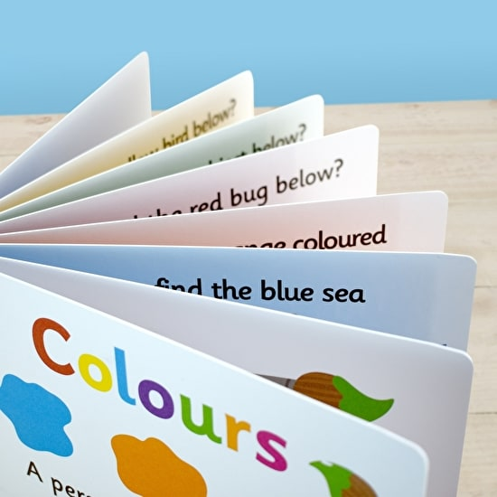 First Steps Book of Colour