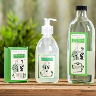 Gin And Tonic Toiletries