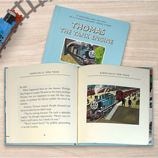Thomas The Tank Engine Book Gift Boxed