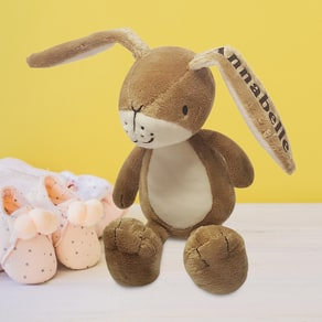 Personalised Soft Luxury Babies Toy