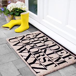 Personalised Reminder Doormat