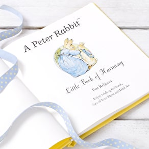 Peter Rabbit's Little Book Of Harmony