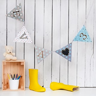Light Up Bunting