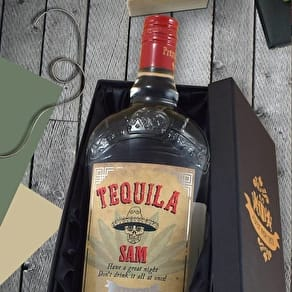 Personalised Tequila