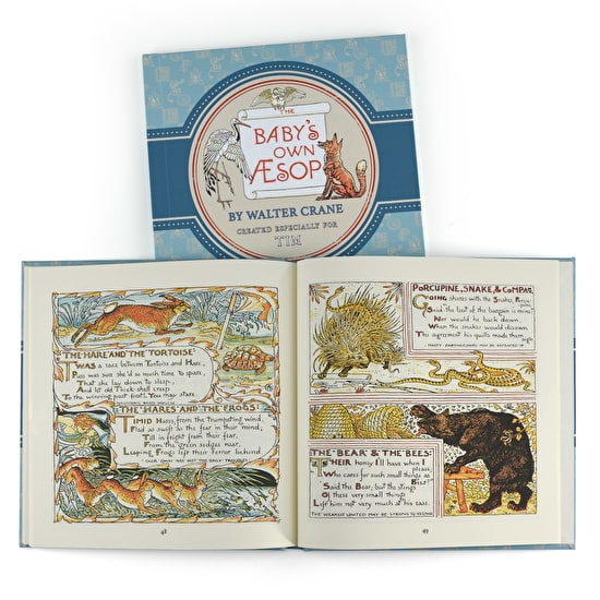 Personalised Kate Greenaway Aesop Tales