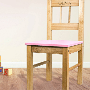 Childs Painted Stool