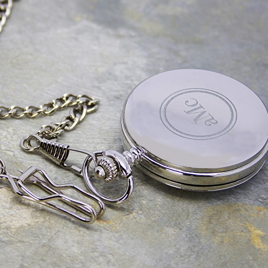 Heritage Dual Side Pocket Watch