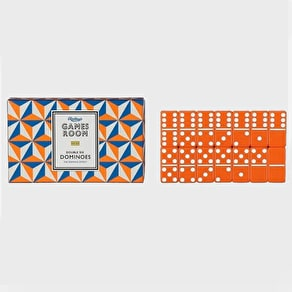 Orange Dominoes & Gift Box