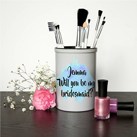 Be My Bridesmaid Personalised Bucket