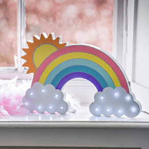 LED Light Up Rainbow