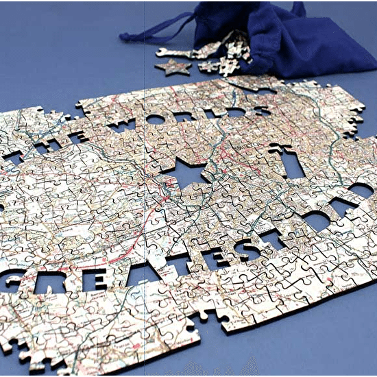 The Worlds 'Greatest Dad' Jigsaw