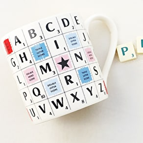 Personalised Scrabble cufflinks