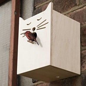 Fun Hanging Bird Box