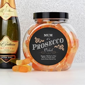 Personalised Proscecco Gummies