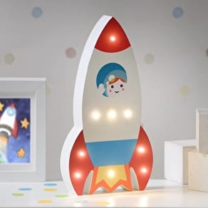LED Rocket Light