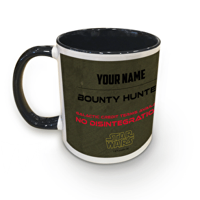 'Star Wars' Bounty Hunter Mug