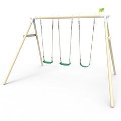 TP Triple Knightswood Swing Set